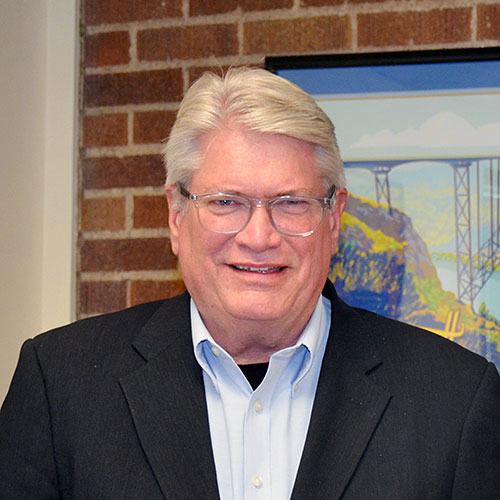 Larry Hall, Executive Director