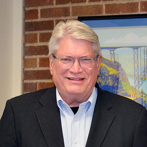 Larry Hall, Executive Director